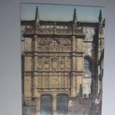 Cartoline: POSTAL SALAMANCA PURGER REVERSO SIN DIVIDIR. Lote 225819030