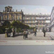 Cartoline: POSTAL SALAMANCA PURGER REVERSO SIN DIVIDIR. Lote 225819865