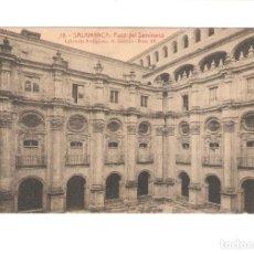 Postales: 1 POSTAL DE SALAMANCA PATIO DEL SEMINARIO. Lote 226811712