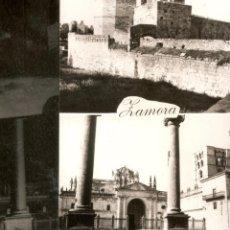 Postales: ZAMORA Nº 43 POSTAL Y NEGATIVO EDC. PARIS, ZARAGOZA. Lote 227132952