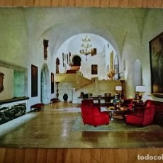 Postales: POSTAL - LEÓN - HOSTAL DE SAN MARCOS - HALL.. Lote 227136140