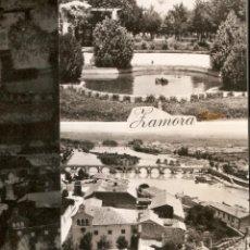 Postales: ZAMORA Nº 44 POSTAL Y NEGATIVO EDC. PARIS, ZARAGOZA. Lote 227201105