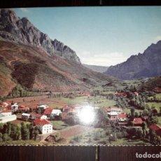 Postales: Nº 41407 POSTAL LEON VALLE DE VALDEON POSADA PICOS DE EUROPA. Lote 227207285