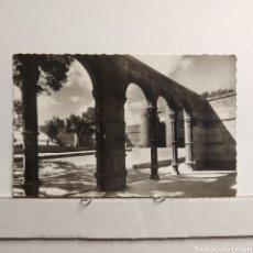 Postales: 9 AVILA, CLAUSTRO DE LA BASÍLICA DE SAN VICENTE, GARCÍA GARRABELLA. Lote 227913800