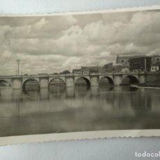 Postales: PALENCIA, PUENTE MAYOR, EDICION AISA.. Lote 228192290