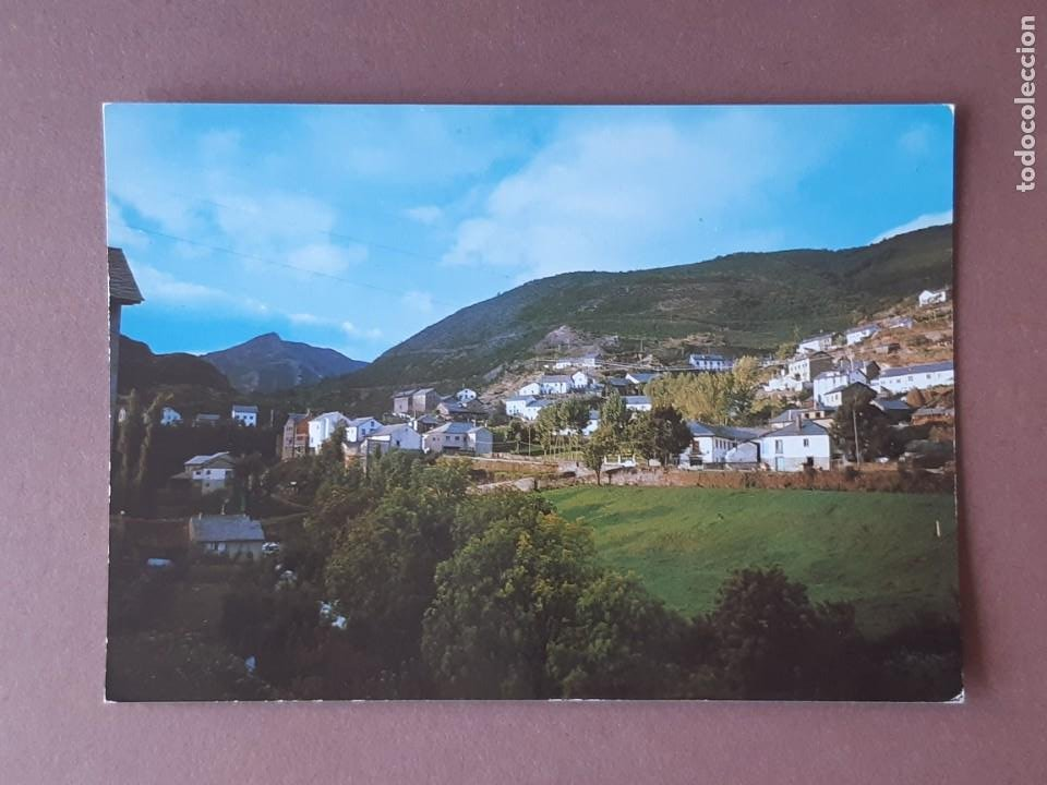 POSTAL 2001 ARRIBAS. CABOALLES DE ABAJO. VILLABLINO. LEÓN. 1968. SIN CIRCULAR. (Postales - España - Castilla y León Moderna (desde 1940))