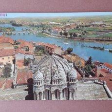 Cartoline: POSTAL 452 PARIS. CÚPULA DE LA CATEDRAL Y RÍO DUERO. ZAMORA. 1969. ESCRITA SIN CIRCULAR.. Lote 228454660