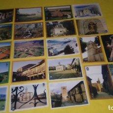 Postales: POSTALES RIAZA, SEGOVIA. Lote 229109400