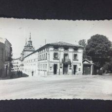 Postales: BURGO DE OSMA - TELÉGRAFOS - Nº 11 ED. DARVI. Lote 232018335