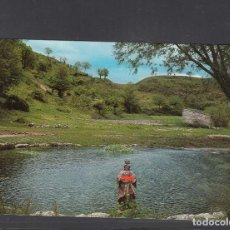 Postales: Nº 1 SANTA CASILDA. BRIVIESCA-BURGOS. Lote 233990940