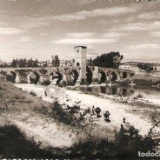 Postales: FRIAS (BURGOS) PUENTE ROMANO.. Lote 234444315