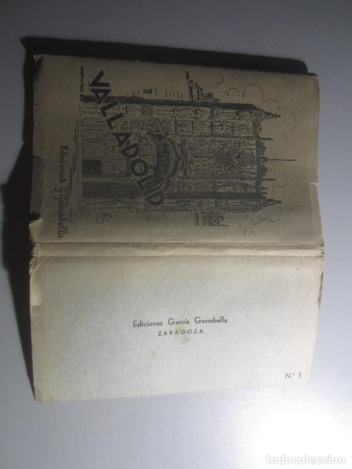BLOC POSTALES VALLADOLID (Postales - España - Castilla y León Antigua (hasta 1939))