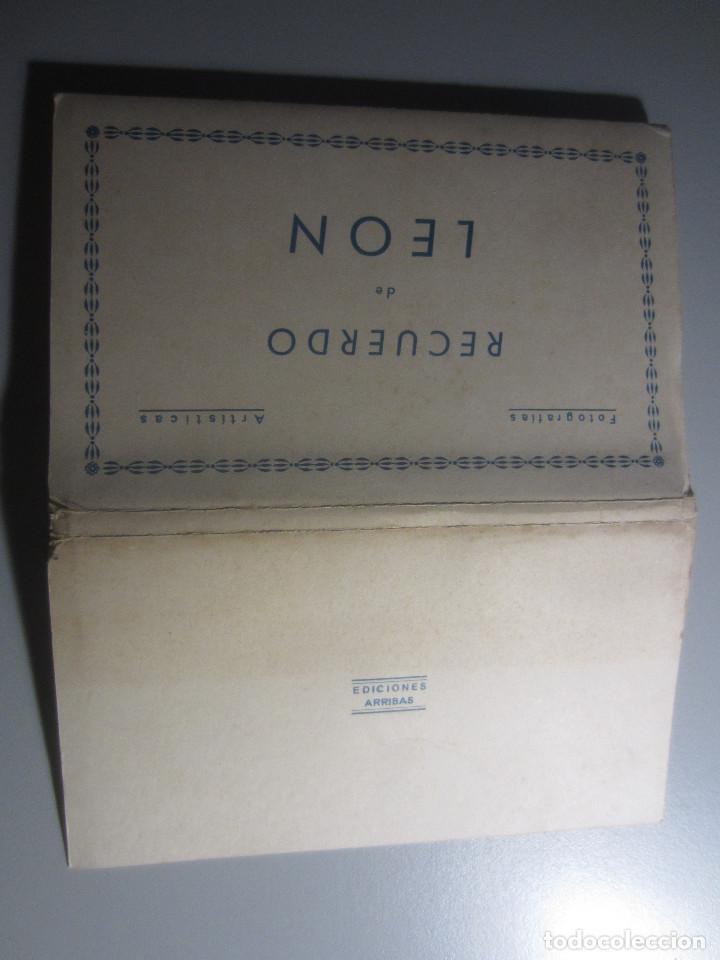 BLOC POSTALES LEON (Postales - España - Castilla y León Antigua (hasta 1939))