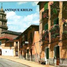 Cartes Postales: PONFERRADA Nº 5 BARRIO SAN ANDRES ,BASILICA NTRA. SRA. DE LA ENCINA / GARRABELLA. Lote 235435745
