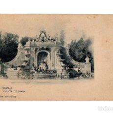 Cartoline: LA GRANJA DE SAN ILDEFONSO.(SEGOVIA).- FUENTE DE DIANA.. Lote 235531370