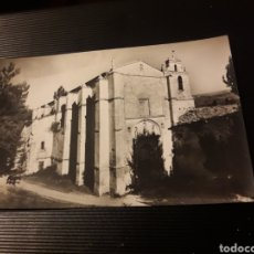 Postales: ANTIGUA POSTAL FOTOGRAFÍCA, BURGOS, FRESDELVAL, IGLESIA. Lote 237012260
