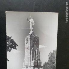 Cartes Postales: SORIA, MONUMENTO AL SAGRADO CORAZÓN DE JESÚS, EDICIONES VISTABELLA. MADRID Nº 19. Lote 239863315