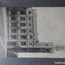 Postales: CASTILLA L LEÓN CASA DE CORREOS Y TELÉGRAFOS POSTAL AÑO 1914. Lote 240730545