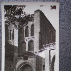 Postales: CASTILLA L SAHAGUN PORTADA DE LA ERMITA SAN FRANCISCO POSTAL FOTOGRAFICA LOTY. Lote 240730720