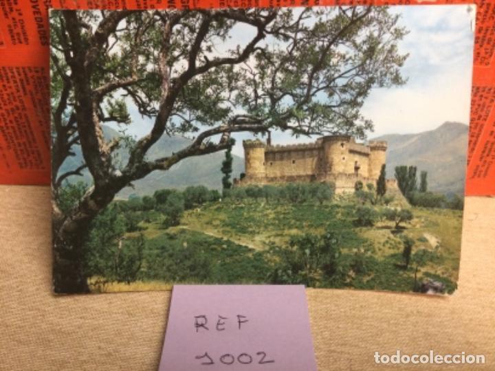 POSTAL ANTIGUA ÁVILA - MONBELTRAN -(REF,1102) (Postales - España - Castilla y León Moderna (desde 1940))