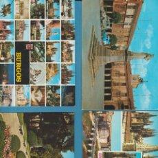 Postales: LOTE DIECISEIS POSTALES, BURGOS.. Lote 243872705