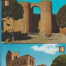 Postales: LOTE TRECE POSTALES, AVILA.. Lote 243877540
