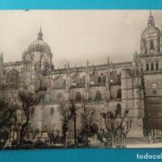 Postales: SALAMANCA. CATEDRAL NUEVA. SALVADOR BARRUECO, Nº34.. Lote 244422475