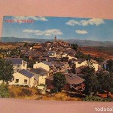 Postales: POSTAL DE PUEBLA DE SANABRIA. VISTA GENERAL. ED. PARIS.. Lote 244445375