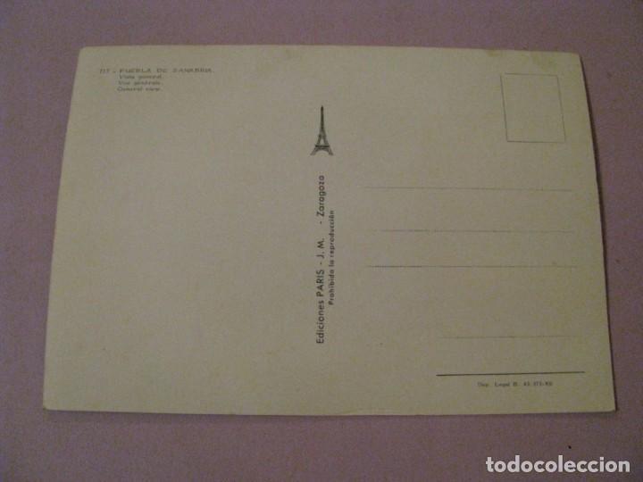 Postales: POSTAL DE PUEBLA DE SANABRIA. VISTA GENERAL. ED. PARIS. - Foto 2 - 244445375