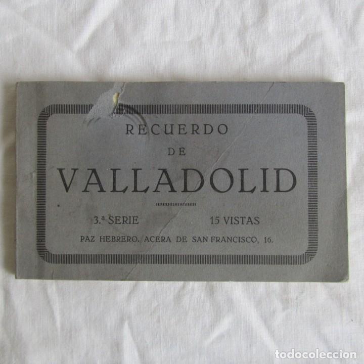 TACO 14 POSTALES VALLADOLID, 3ª SERIE, PAZ HEBRERO (Postales - España - Castilla y León Antigua (hasta 1939))