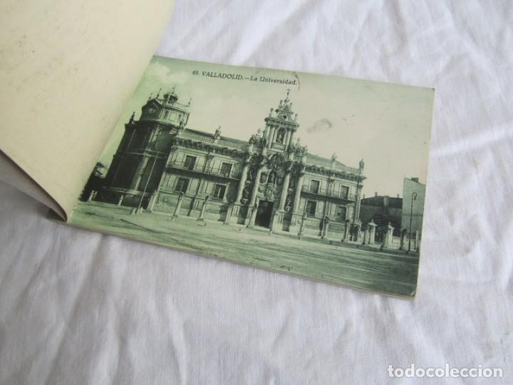 Postales: Taco 14 postales Valladolid, 3ª Serie, Paz Hebrero - Foto 3 - 244510875