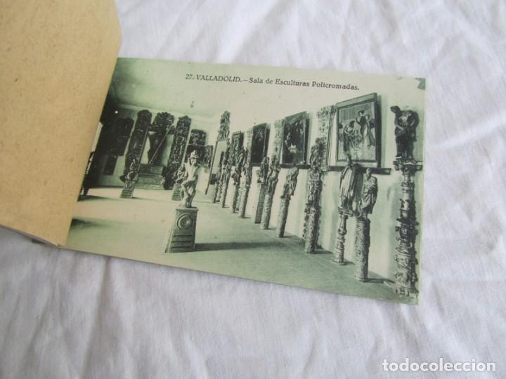 Postales: Taco 14 postales Valladolid, 3ª Serie, Paz Hebrero - Foto 4 - 244510875