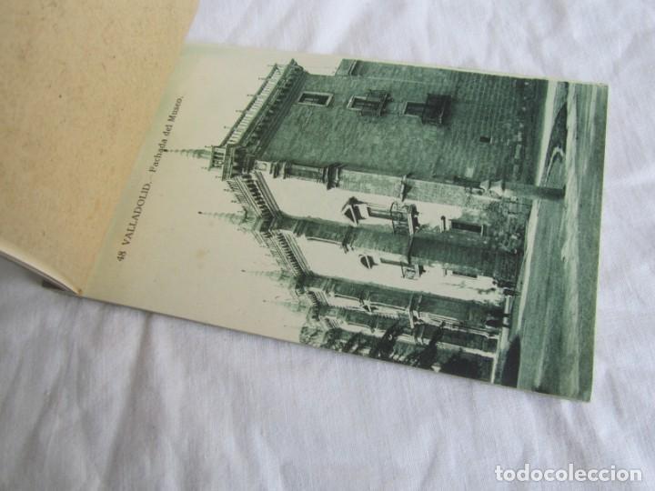 Postales: Taco 14 postales Valladolid, 3ª Serie, Paz Hebrero - Foto 5 - 244510875