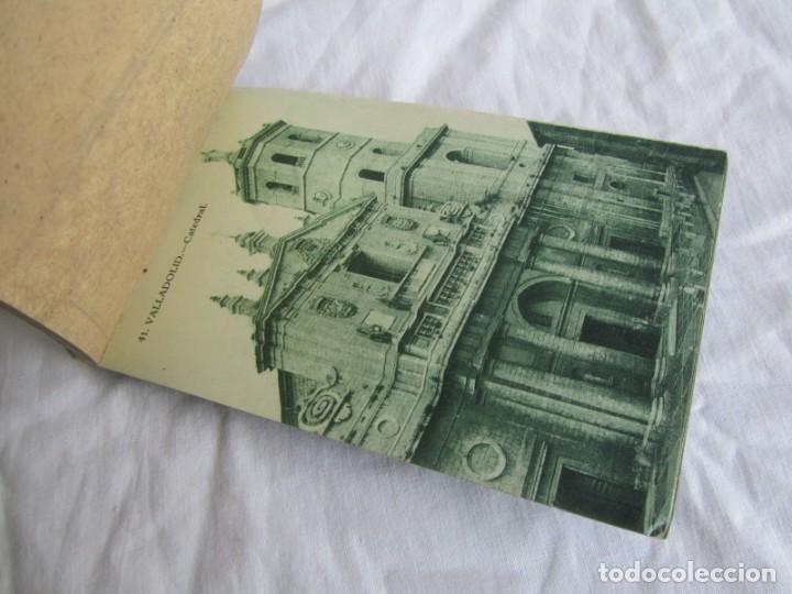 Postales: Taco 14 postales Valladolid, 3ª Serie, Paz Hebrero - Foto 6 - 244510875