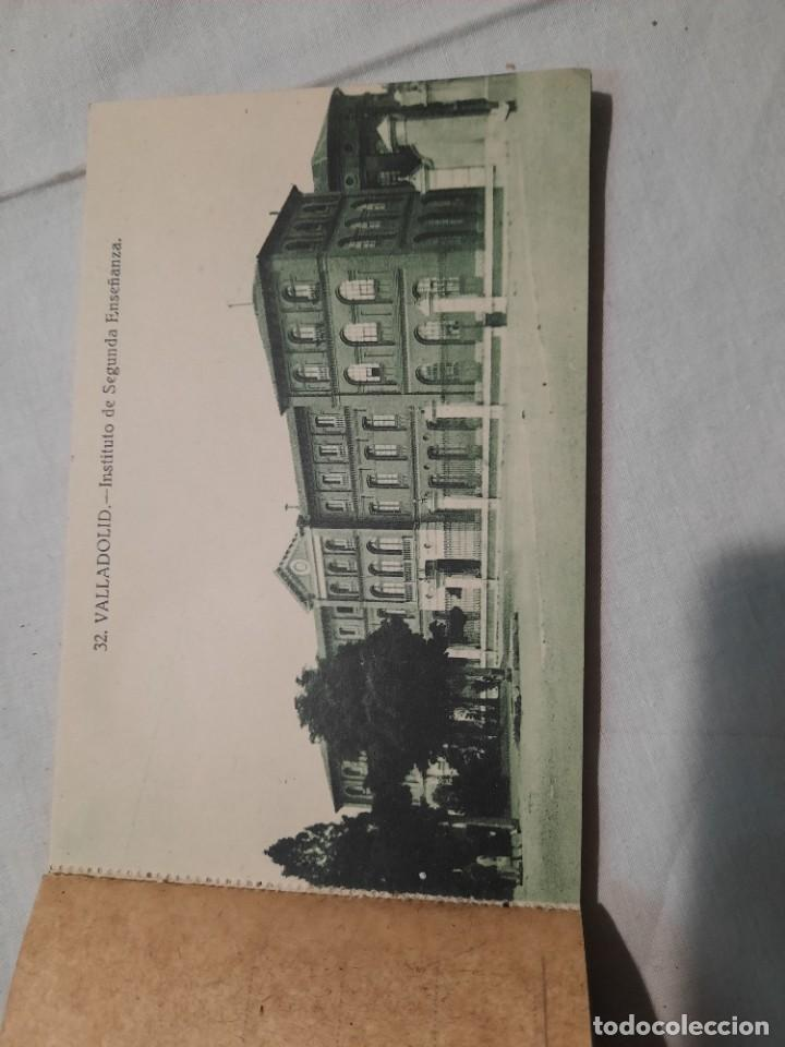 Postales: Taco 14 postales Valladolid, 3ª Serie, Paz Hebrero - Foto 7 - 244510875