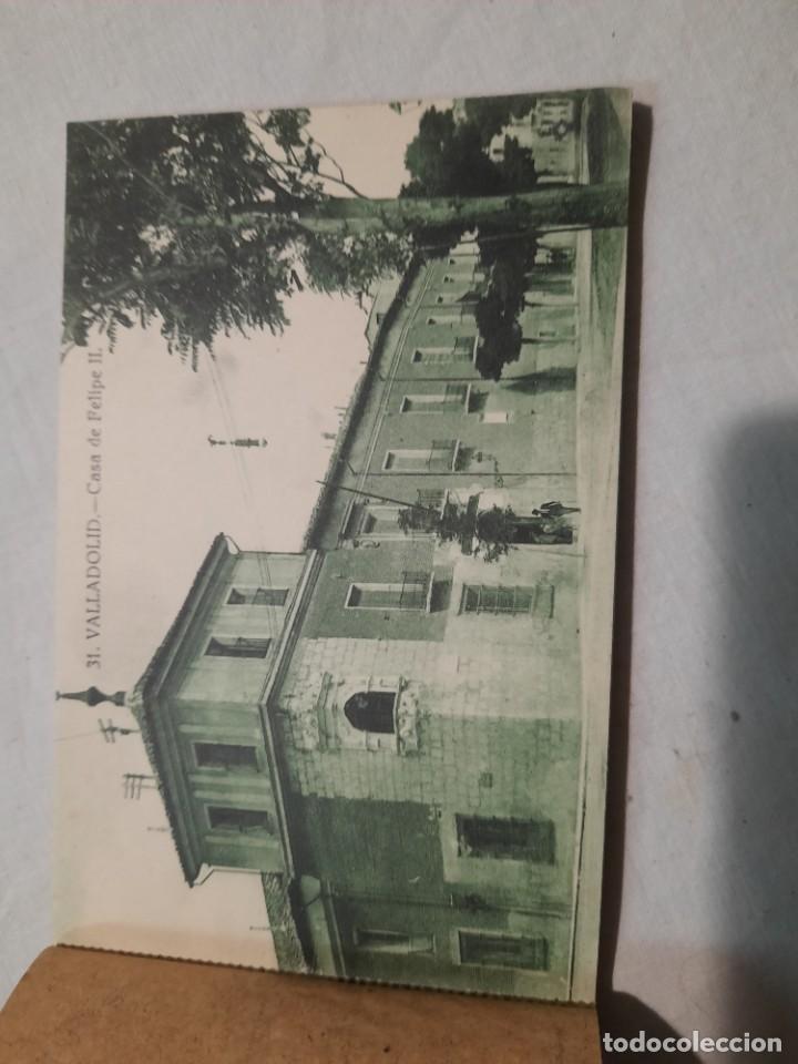 Postales: Taco 14 postales Valladolid, 3ª Serie, Paz Hebrero - Foto 9 - 244510875