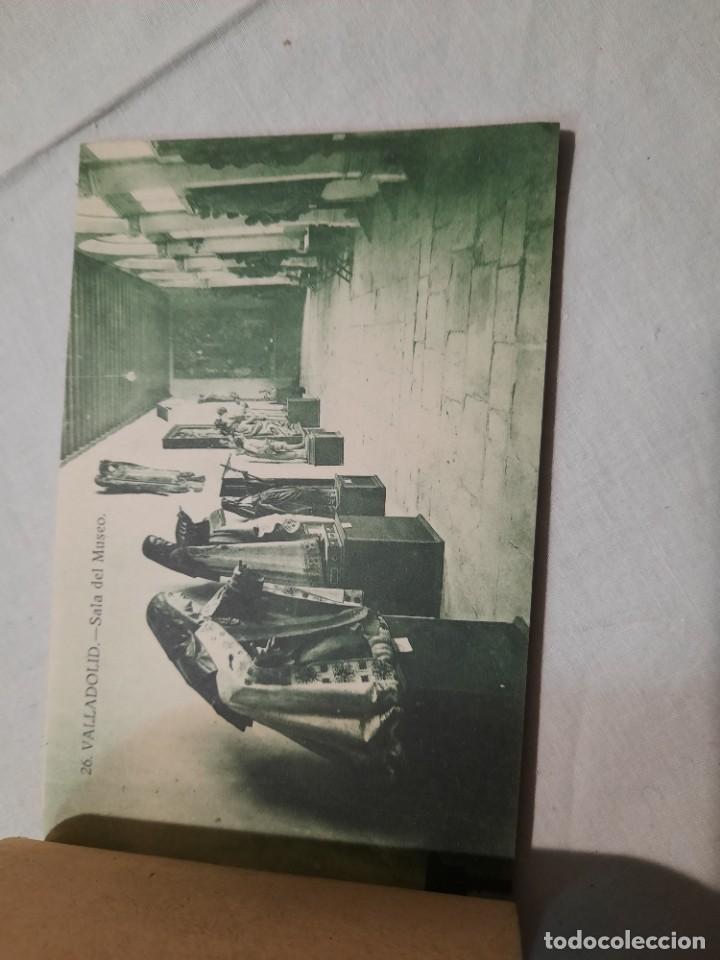 Postales: Taco 14 postales Valladolid, 3ª Serie, Paz Hebrero - Foto 10 - 244510875