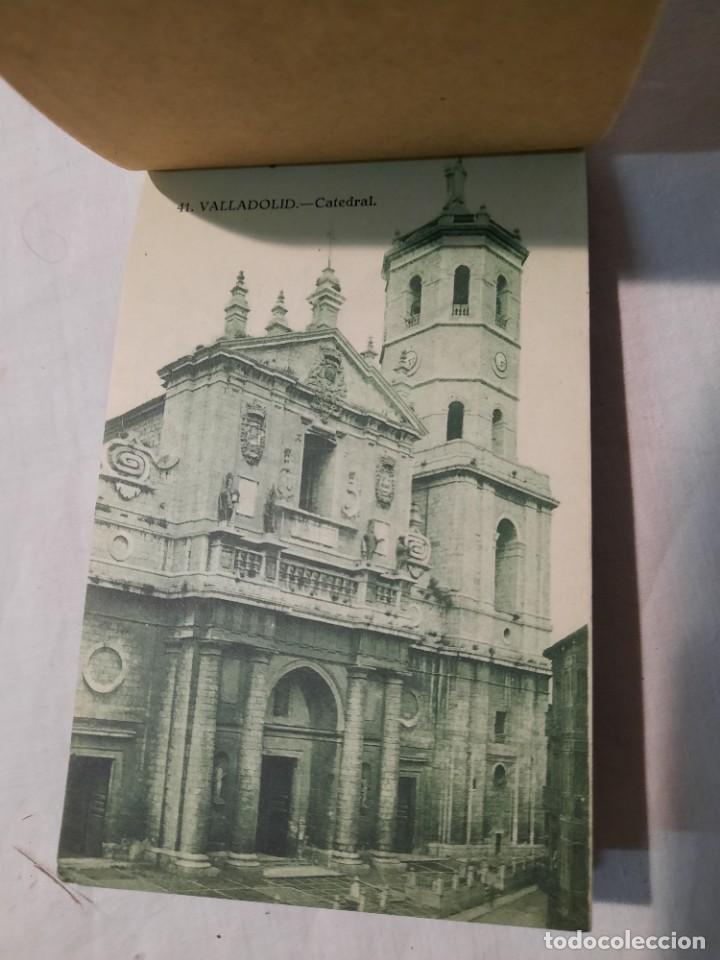 Postales: Taco 14 postales Valladolid, 3ª Serie, Paz Hebrero - Foto 16 - 244510875
