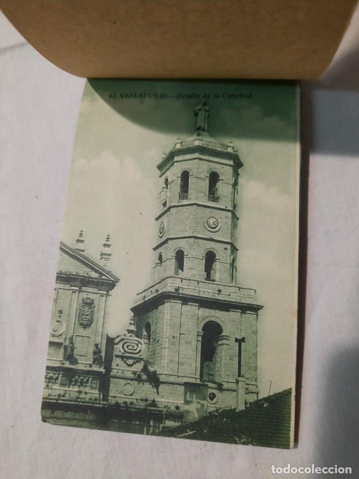 Postales: Taco 14 postales Valladolid, 3ª Serie, Paz Hebrero - Foto 17 - 244510875