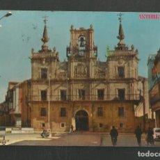 Postales: POSTAL CIRCULADA - ASTORGA 436 - LEON - EDITA PARIS. Lote 244748775