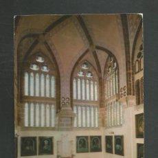 Postales: POSTAL CIRCULADA - ASTORGA 755 - PALACIO DE GAUDI - LEON - EDITA PARIS. Lote 244749790