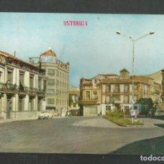 Postales: POSTAL CIRCULADA - ASTORGA 435 - PLAZA DEL OBISPO - LEON - EDITA PARIS. Lote 244749955