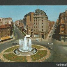 Postales: POSTAL SIN CIRCULAR - LEON 22 - PLAZA DE SANTO DOMINGO - EDITA GARCIA GARRABELLA. Lote 244751010