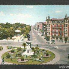 Postales: POSTAL CIRCULADA - LEON 3 - PLAZA DE GUZMAN EL BUENO - EDITA GARCIA GARRABELLA. Lote 244751205