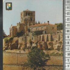 Postales: ST 155 TARJETA POSTAL ZAMORA CATEDRAL EDICIONES FISA 18 AÑO 1977. Lote 244769975