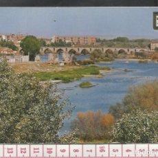 Postales: ST 156 TARJETA POSTAL ZAMORA PUENTE ROMANO EDICIONES FISA 19 AÑO 1977. Lote 244770105