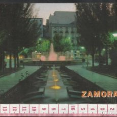 Postales: ST 158 TARJETA POSTAL ZAMORA PARQUE MARINA ESPAÑOLA EDICIONES FISA 22 AÑO 1987. Lote 244770405
