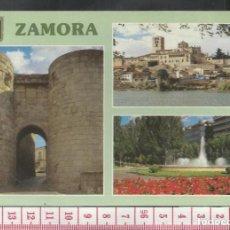 Postales: ST 160 TARJETA POSTAL ZAMORA CATEDRAL FUENTE DUERO EDICIONES FISA 39 AÑO 1987. Lote 244770610