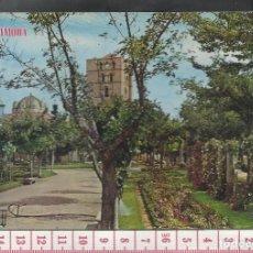 Postales: ST 163 TARJETA POSTAL ZAMORA PARQUE GENERAL MOLA EDICIONES PARIS 322 AÑO 1967. Lote 244770985