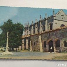Postales: BURGOS-CARTUJA DE MIRAFLORES. Nº 1119. ED GARRABELLA. CIRCULADA. Lote 245955270